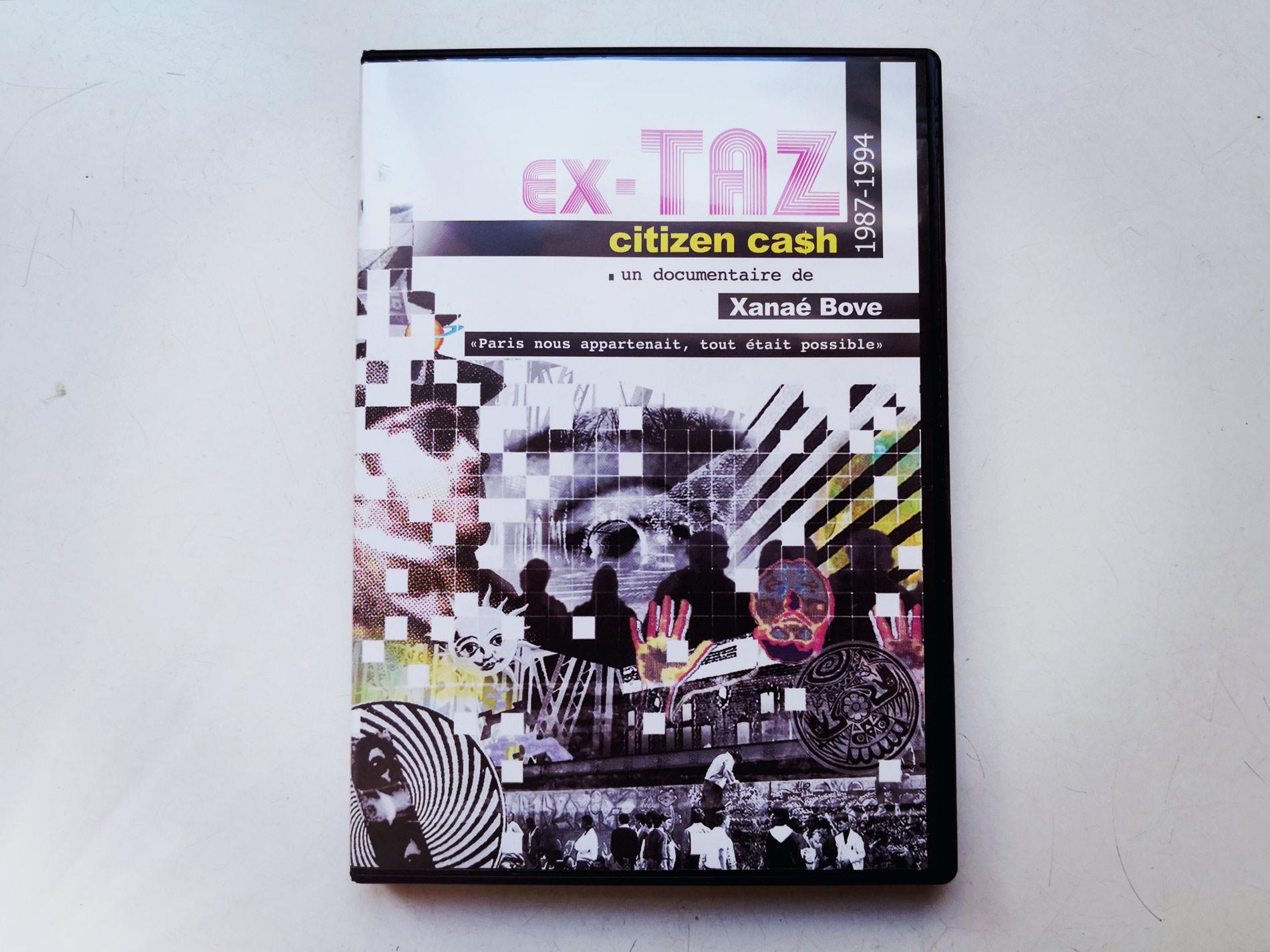 DVD Ex-TAZ